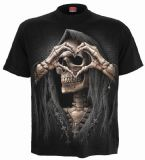DARK LOVE - T- SHIRT-T147M101